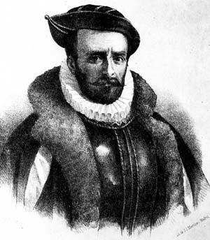 Pedro Fernández de Quirós (Évora, 1565 – Panamá, 1614)