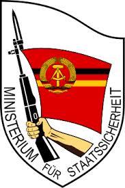 Insignia de la Stasi