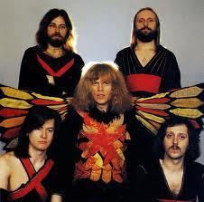 La banda húngara Omega se popularizó en los años 70