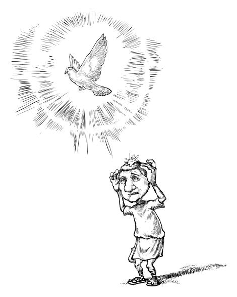 Santas-palomas