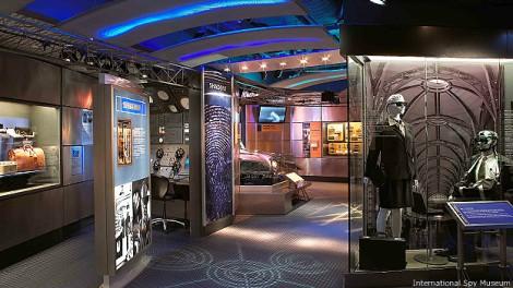 En el Museo Internacional del Espionaje, en Washington, se destaca la labor de Garbo.