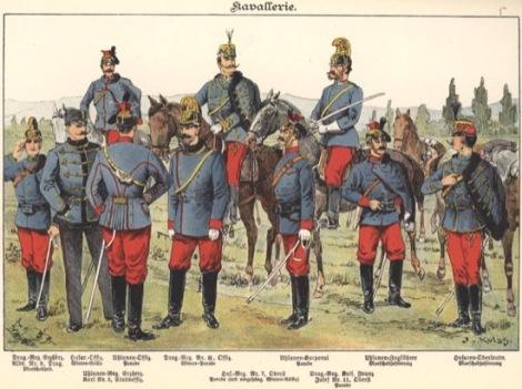 KuK_Kavallerie_1898
